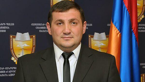 Эмин Бегларян - Sputnik Արմենիա