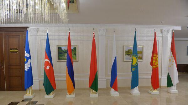 Флаги стран-участниц СНГ - Sputnik Армения