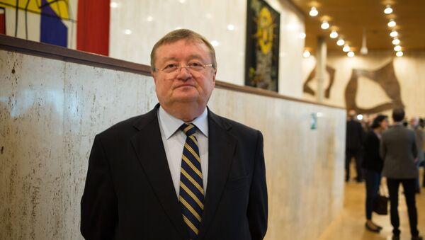 Постоянный представитель РФ в ЮНЕСКО Александр Кузнецов - Sputnik Армения