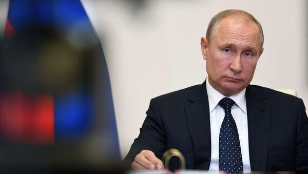 Президент РФ Владимир Путин принимает участие в заседании Высшего Евразийского экономического совета (ВЕЭС) - Sputnik Արմենիա