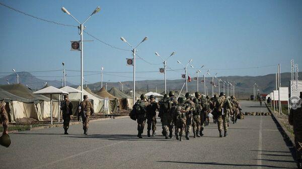 На военном полигоне Баграмян начались масштабные тактические учения (19 мая 2020). Армения - Sputnik Армения