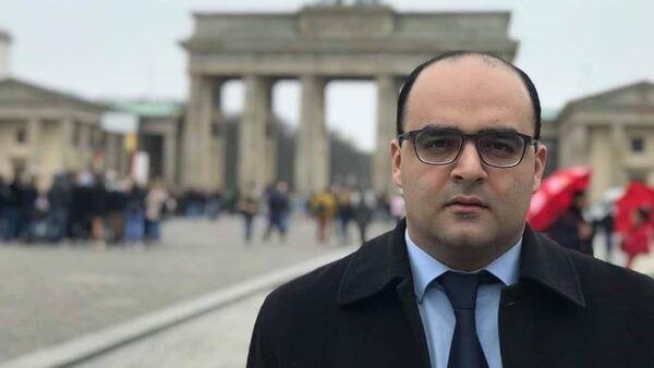 Директор Института энергетической безопасности Ваге Давтян - Sputnik Արմենիա
