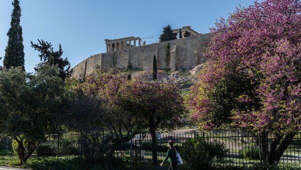 Ситуация в Греции в связи с коронавирусом - Sputnik Армения