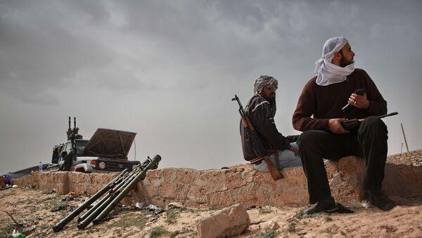 Войска оппозиции в Ливии - Sputnik Армения