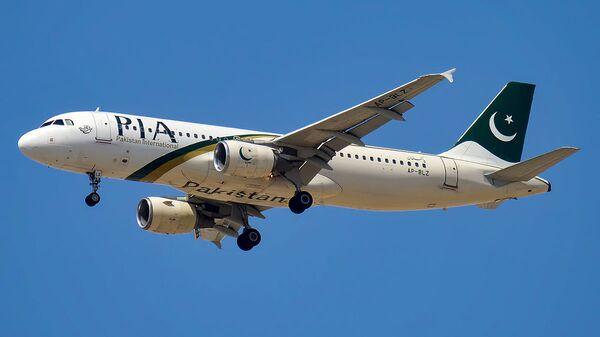 Самолет Airbus A320 авиакомпании Pakistan International Airlines - Sputnik Армения