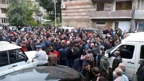 Ситуация в Капане (24 мая 2020). Сюник - Sputnik Армения
