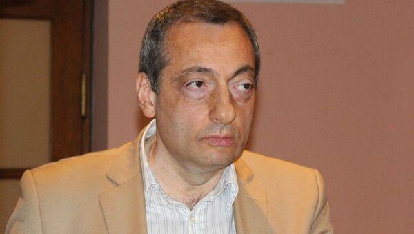 Арег Микаелян, сопредседатель Армянского астрономического общества, директор Бюраканской обсерватории - Sputnik Արմենիա