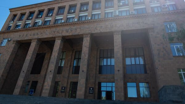 Ереванский государственный университет - Sputnik Արմենիա