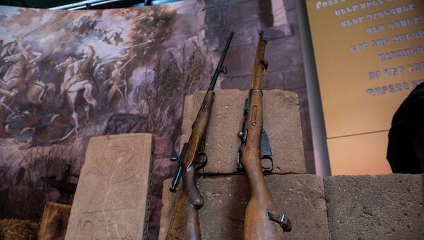 Оружие времен Сардарапатского сражения - Sputnik Արմենիա