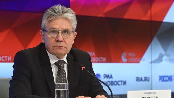 Президент РАН Александр Сергеев - Sputnik Армения