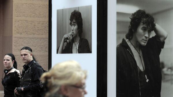 Выставка Звезда по имени Цой открылась в Санкт-Петербурге - Sputnik Արմենիա