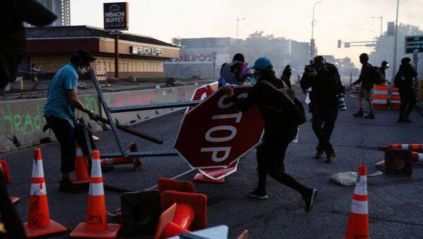Протесты в Миннеаполисе - Sputnik Армения
