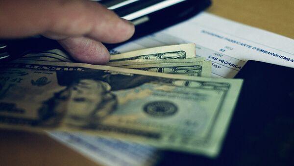Паспорт и деньги - Sputnik Արմենիա