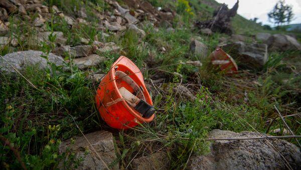 Мехрадзорский золотой рудник (10 июня 2020). Котайкская область, Армения - Sputnik Արմենիա