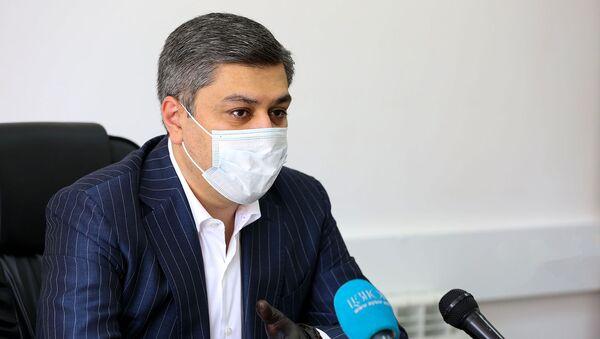 Председатель партии Родина Артур Ванецян - Sputnik Армения