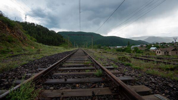 Железная дорога - Sputnik Армения