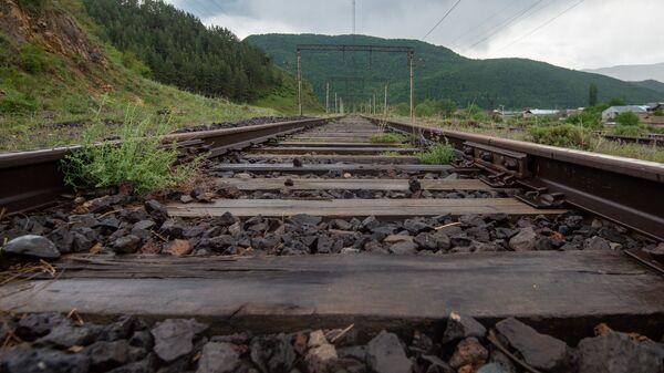 Железная дорога - Sputnik Արմենիա