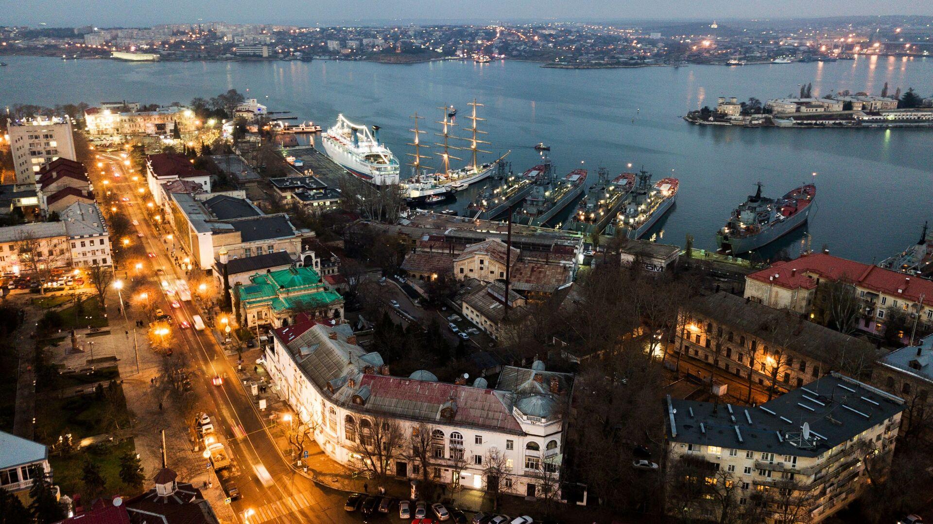 Вид на город Севастополь - Sputnik Армения, 1920, 19.09.2021