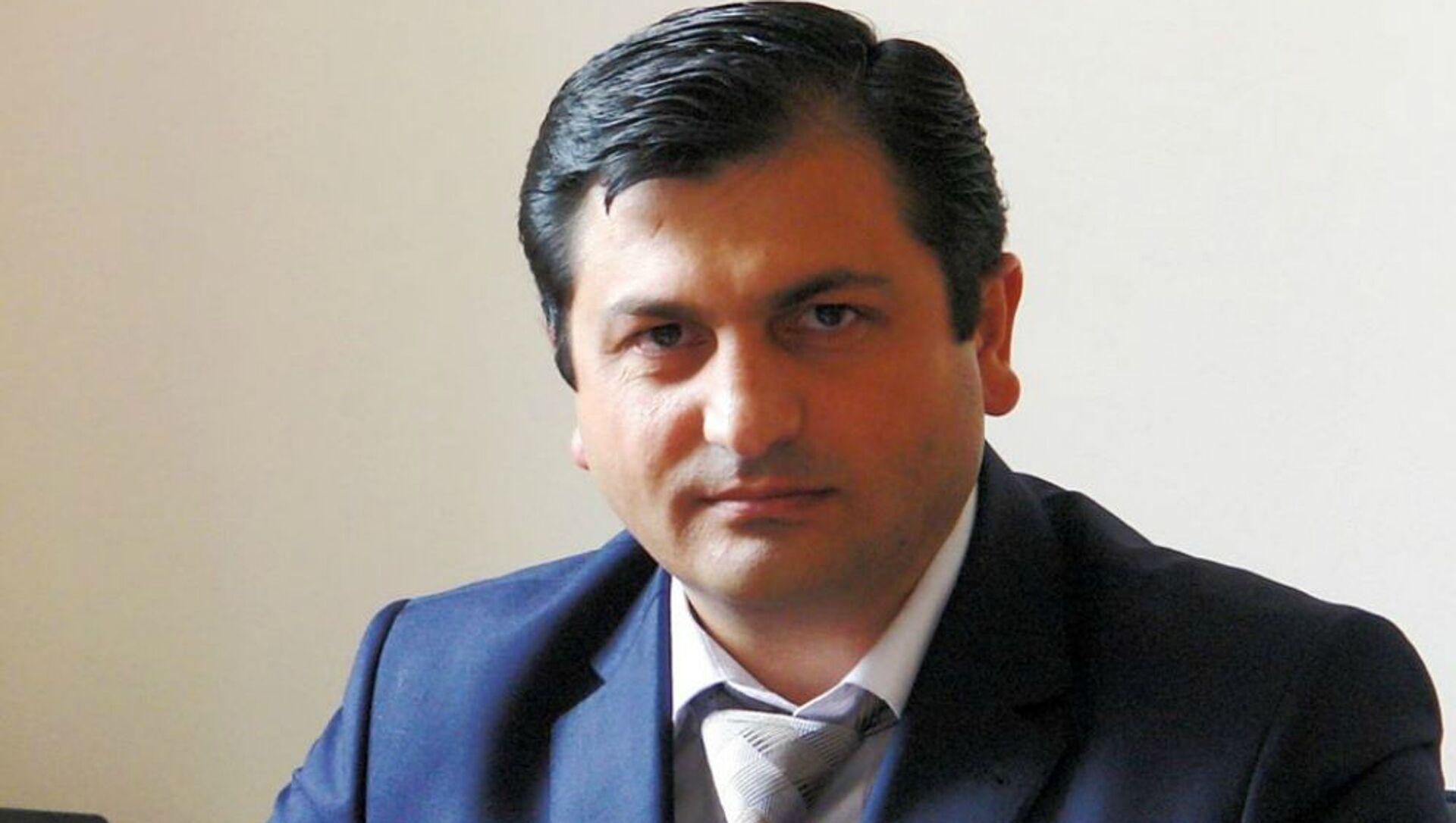 Советник генерального прокурора Армении Гор Абрамян - Sputnik Արմենիա, 1920, 07.09.2021