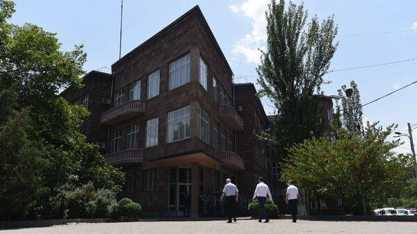 Здание СНБ  - Sputnik Армения