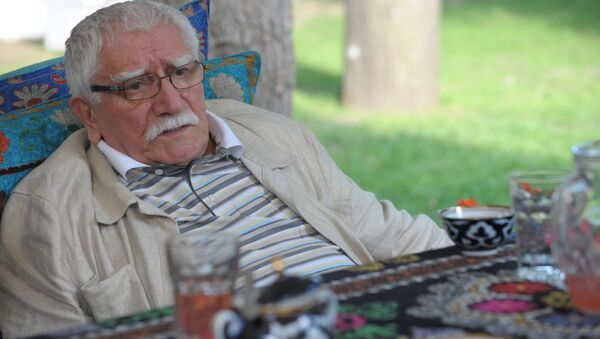Актер Армен Джигарханян - Sputnik Արմենիա