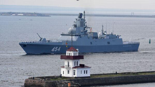 Большойпротиволодочныйкорабль(БПК) АдмиралфлотаСоветскогоСоюзаГоршков  - Sputnik Армения
