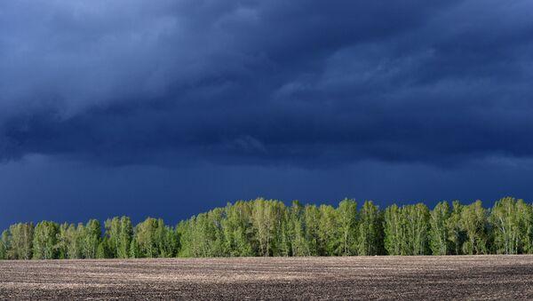 Тяжелые дождевые облака - Sputnik Արմենիա