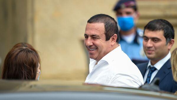Лидер фракции Процветающая Армения Гагик Царукян (18 июня 2020). Еревaн - Sputnik Армения