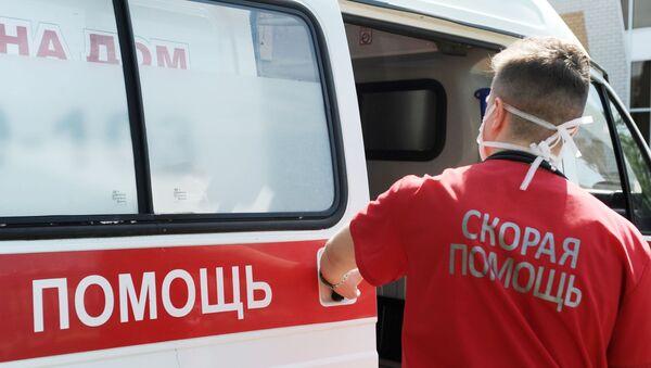 Фельдшер скорой медицинской помощи - Sputnik Արմենիա
