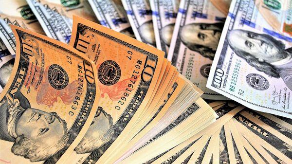 Доллары США - Sputnik Армения