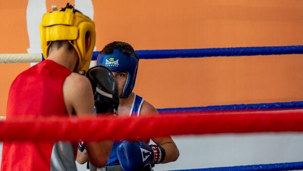 Школа бокса 12 rounds - Sputnik Армения