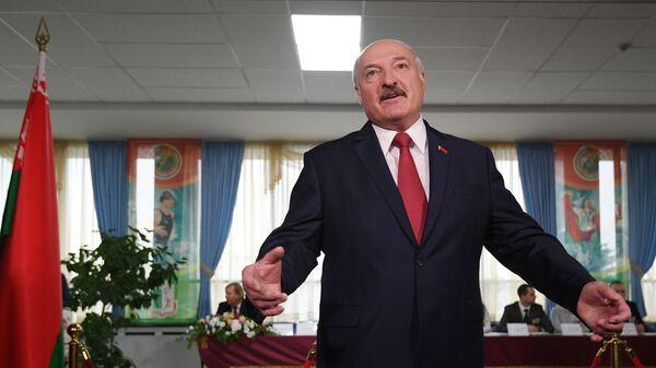 Парламентские выборы в Белоруссии - Sputnik Армения