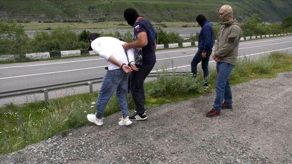 Предотвращение готовившегося теракта во Владикавказе - Sputnik Армения