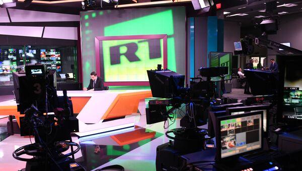 Офис телеканала RT в Москве - Sputnik Армения
