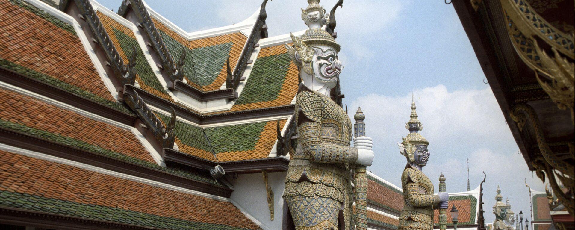 Город Бангкок - Sputnik Արմենիա, 1920, 17.09.2021