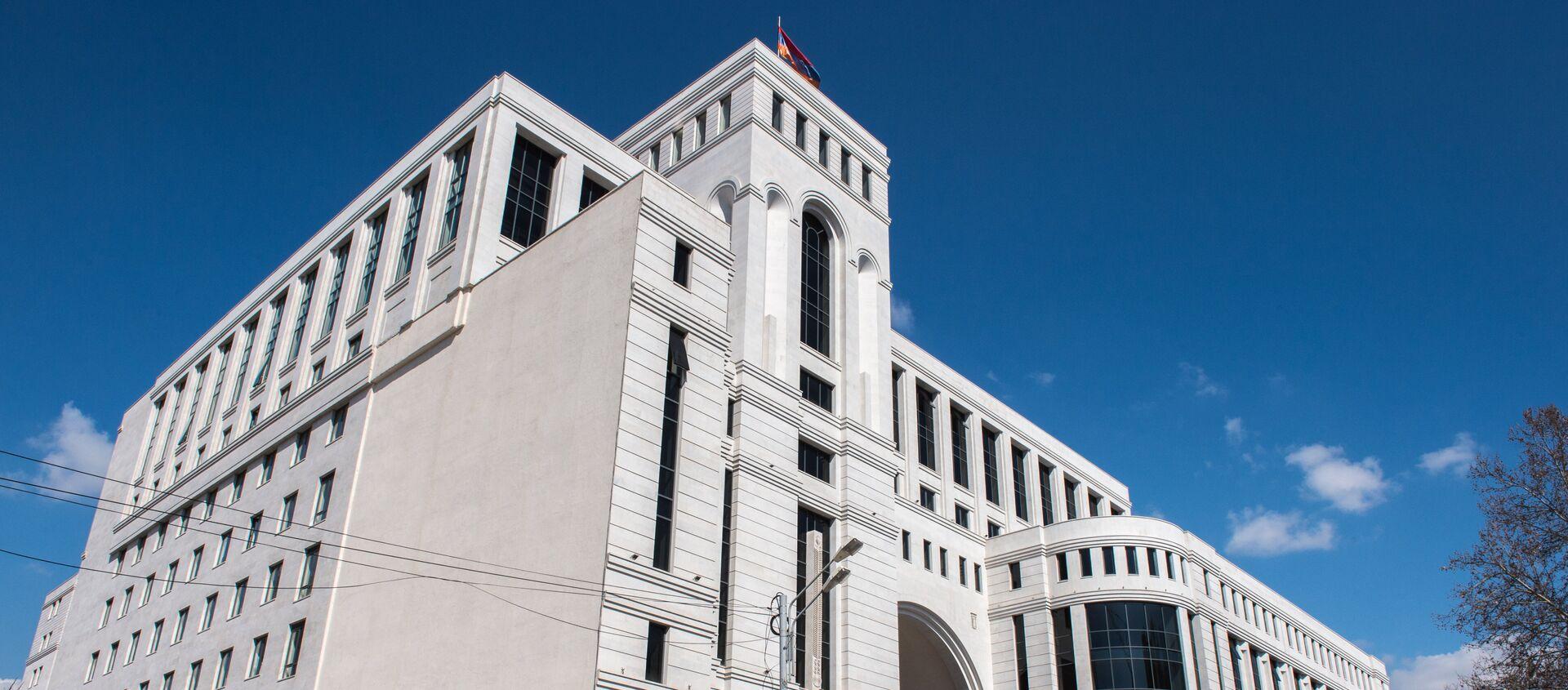 Здание министерств Армении - Sputnik Армения, 1920, 28.07.2021