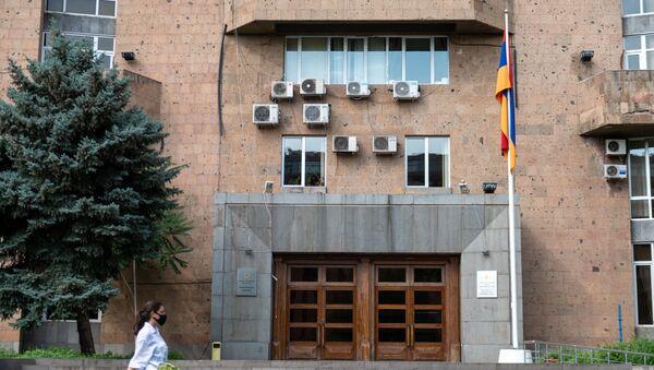 Правительственное здание номер 3 - Sputnik Армения