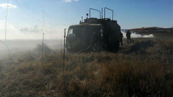 Дальность боя российских электромагнитных пушек увеличили до 10 км - Sputnik Արմենիա