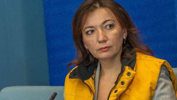 Глава Sputnik Эстония Елена Черышева - Sputnik Армения