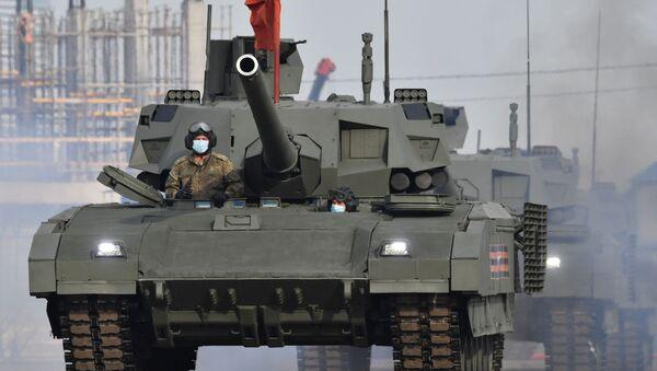Танки Т-14 Армата  - Sputnik Армения