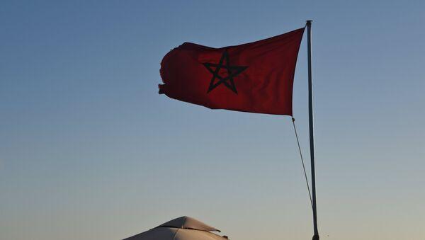 Флаг Марокко - Sputnik Армения