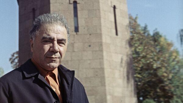 В.А.Амбарцумян, президент Академии наук Армянской ССР - Sputnik Армения