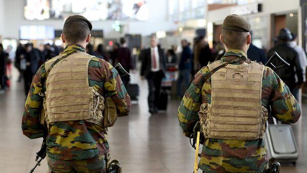 Взрыв в аэропорту Брюсселя - Sputnik Армения