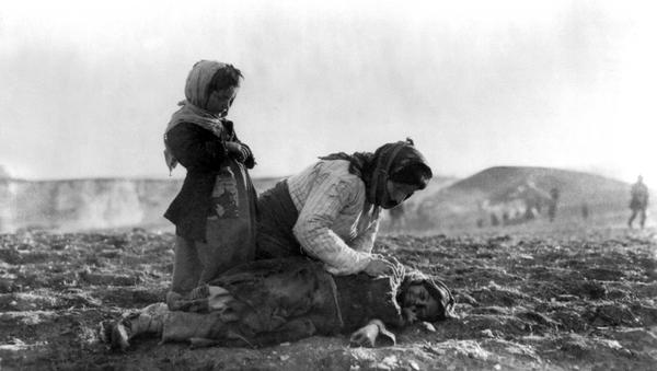 Геноцид армян - Sputnik Արմենիա