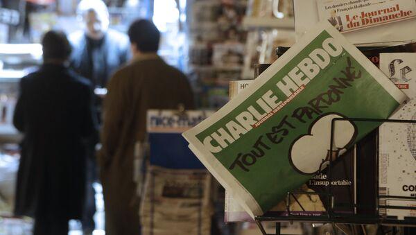 Французский сатирический еженедельник Charlie Hebdo - Sputnik Армения