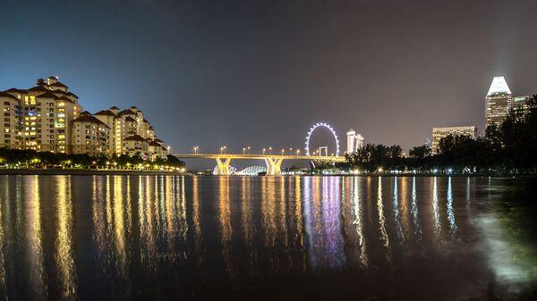 Города мира. Сингапур - Sputnik Армения
