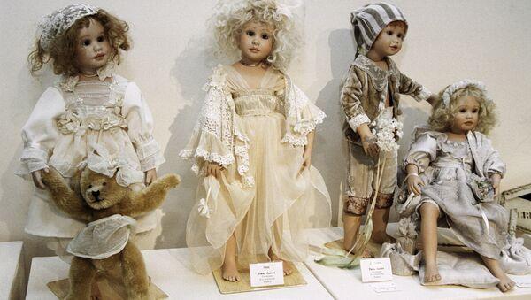 Фарфоровые куклы - Sputnik Արմենիա