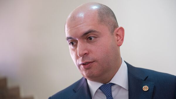 Армен Ашотян - Sputnik Армения