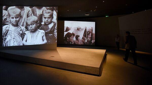 Музей Геноцида армян в Армении - Sputnik Армения