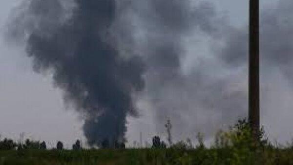 Азербайджанский вертолет сбит войсками НКР в Мравских горах - Sputnik Արմենիա